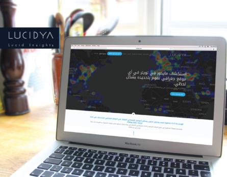 Social Media Lucydia brand-