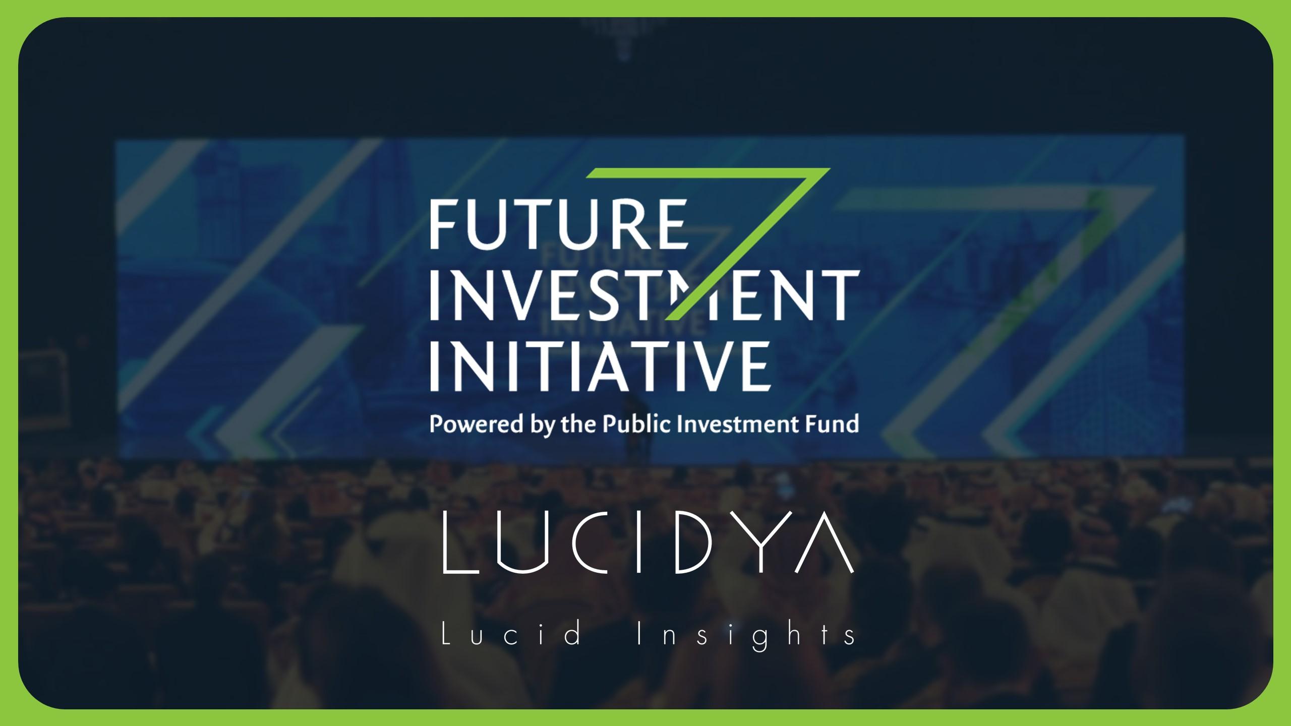 إنفوجراف – مبادرة مستقبل الاستثمار
