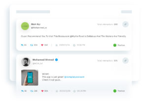 Tracking customer conversations on social media with Lucidya